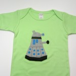 Dalek Doctor Who Onesie in Green