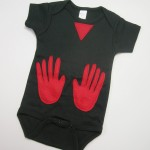 Manos The Hands Of Fate Baby Onesie. From the great MST3K and Torgo.