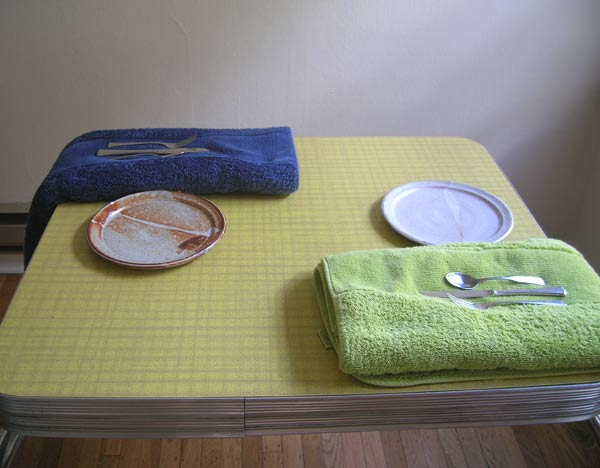 tasteless tablescapes