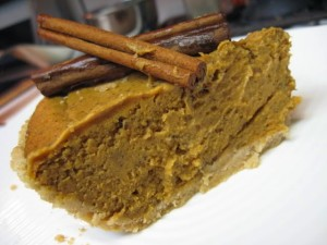 pumpkin cheesecake, vegan thanksgiving