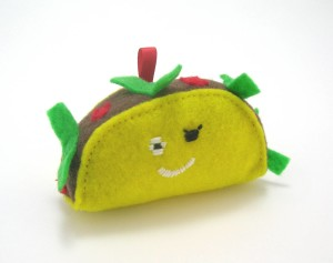 taco christmas ornaments